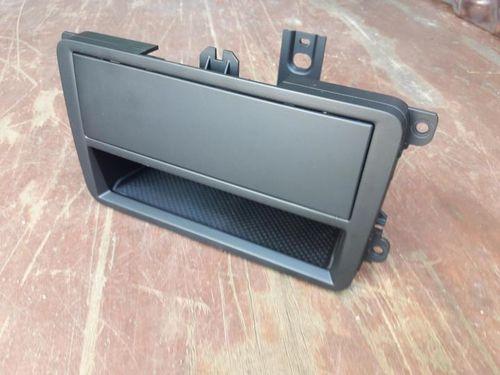Ящик передней консоли для магнитолы