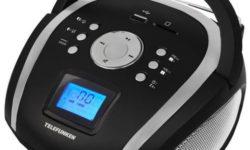 Магнитола Telefunken: обзор моделей и отзывы