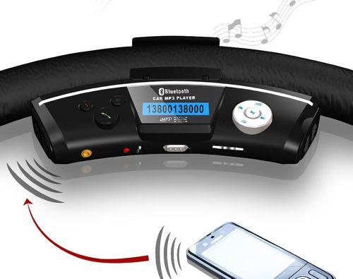 Блютуз-адаптер для автомагнитолы